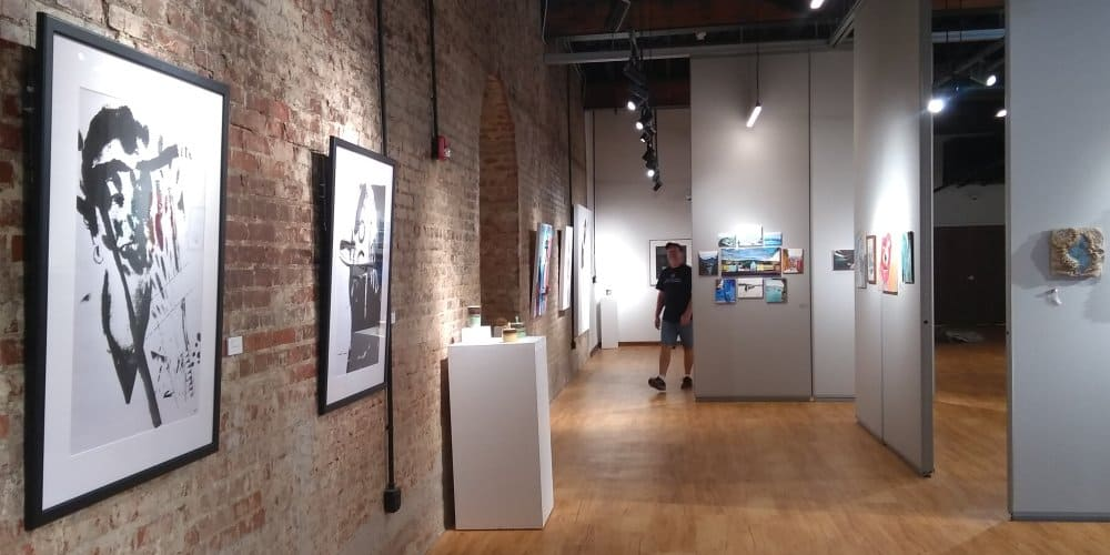 FMU Visual Arts Alumni Juried Exhibition