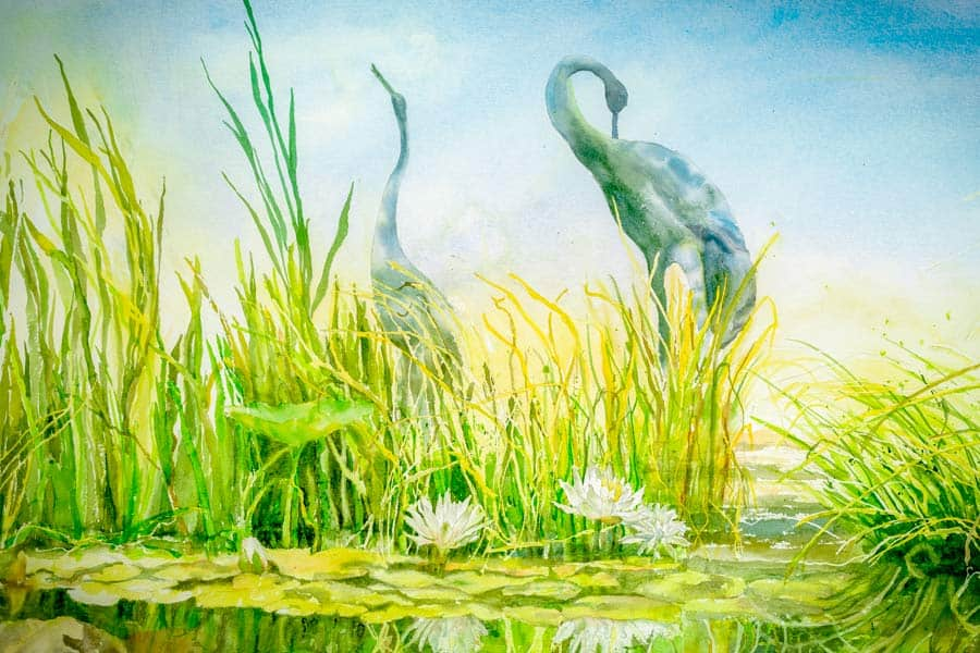 S.C. Watermedia Association exhibits coming to FMU's University Place Gallery
