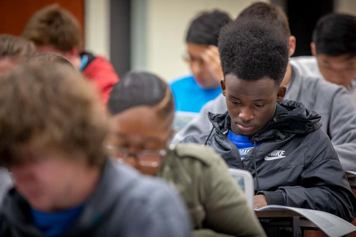 Sine of affection: FMU's High School Mathematics Tournament celebrates 40th year