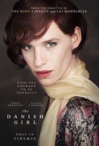 English Film Series: The Danish Girl @ CEMC Auditorium
