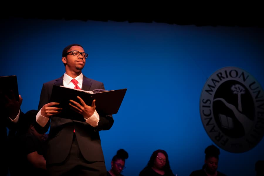 Francis Marion celebrates Black History Month