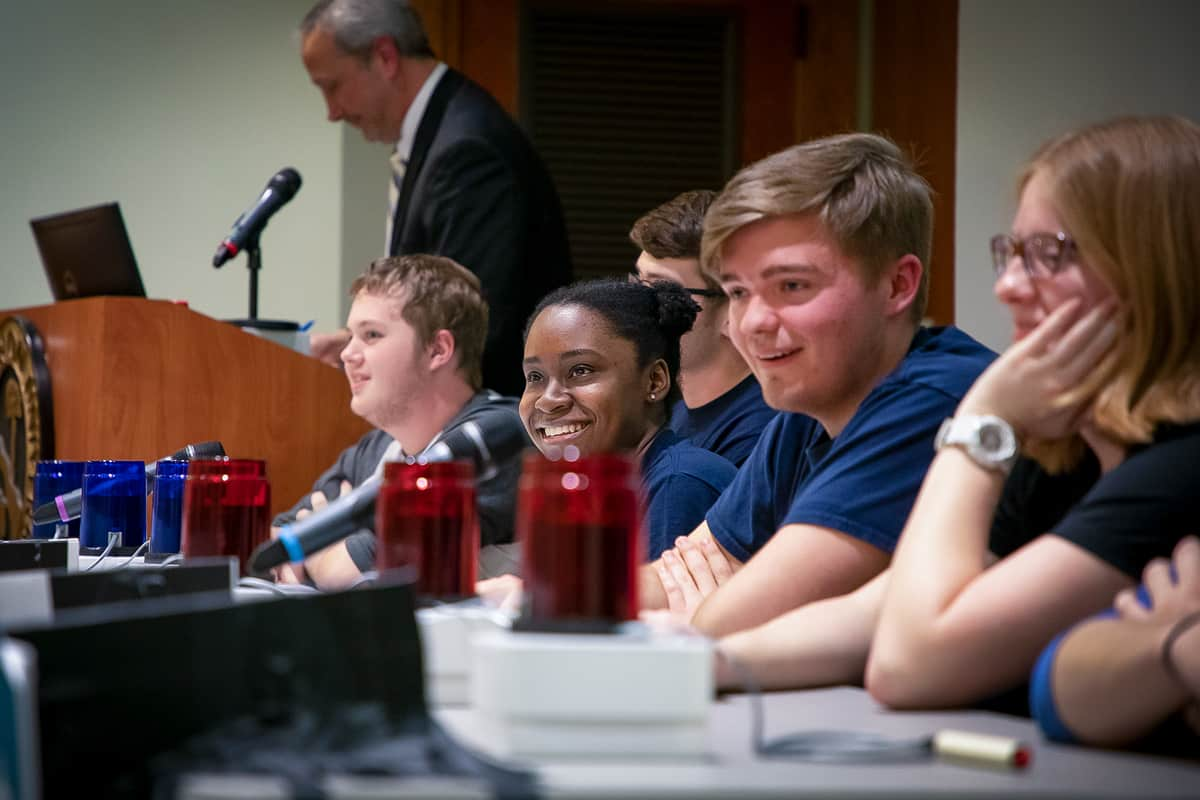 All-physics and engineering finale set for 2020 President's Bowl