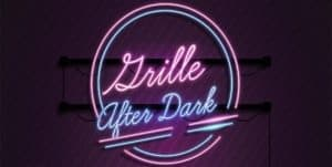 Grille After Dark - Open Mic Night @ The Grille
