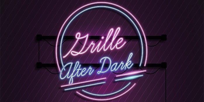 Grille After Dark – Stars Edition