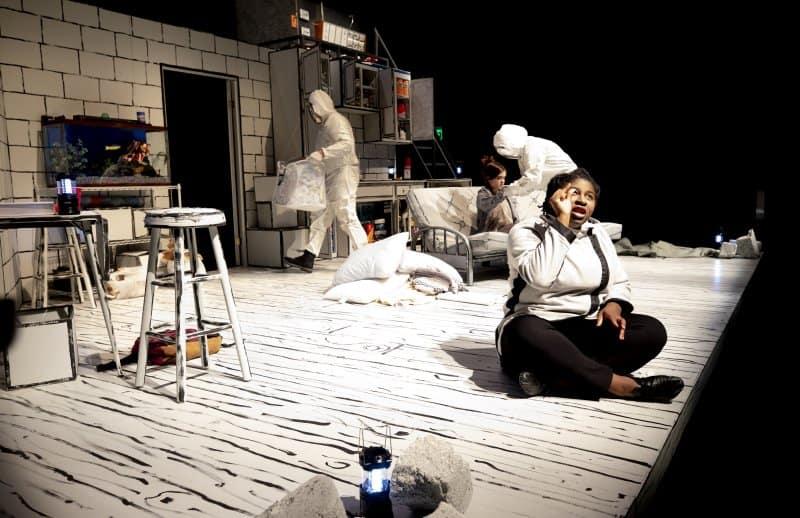 University Theatre Boom Winter 2020