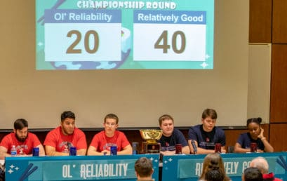 Relatively Good wins President's Bowl III championship
