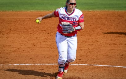 From Fakenham to Florence: Softball brought Hutchison to FMU