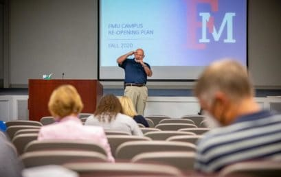 FMU administration, faculty plan for return to campus