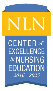 NLN Center of Excellence in Nursing Education 2016 - 2025