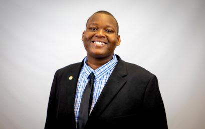 FMU's new student body president aims to 'meet students where they are'