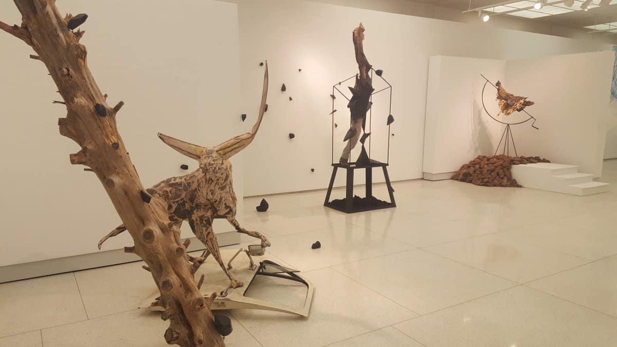 Art Gallery Morton Installation view