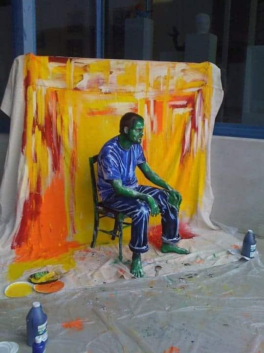 Art Gallery Symon Gibson