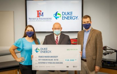 Duke Energy provides Makerspace grant for FMU Engineering