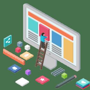 Website Content @ Online/Virtual