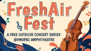 "Fresh Air Fest: Masterworks Choir Reimagined - ""Music of Beethoven, Bernstein, Broadway, and Beyond"" @ BB&T Ampitheater @ FMU PAC"
