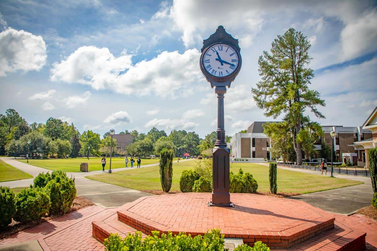 Francis Marion University returns to in-person instruction