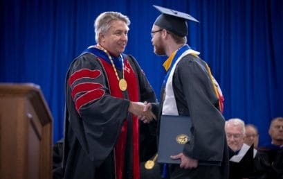 FMU's Tuttle receives Governor's Award in Humanities