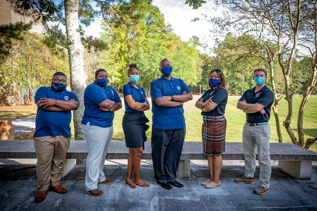 Carter: 'Hats off to FMU students' for mature response to pandemic