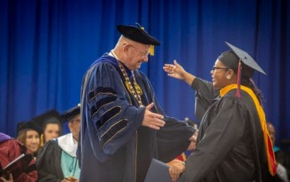 FMU's First Generation Fund in Day of Giving spotlight