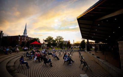 Fresh Air Fest's final concert rescheduled for weather