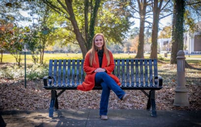 First impressions matter for '20 grad Sarah Jones