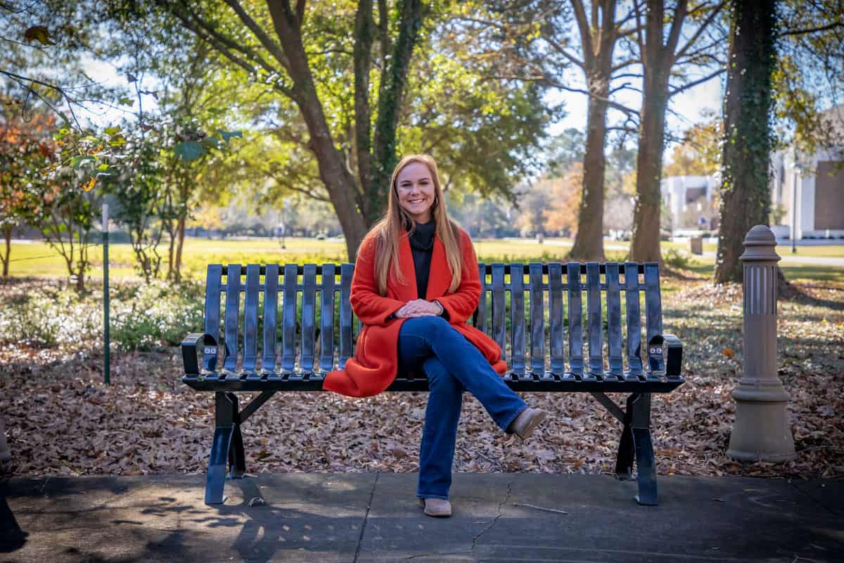 First impressions matter for '20 grad Sarah Jones