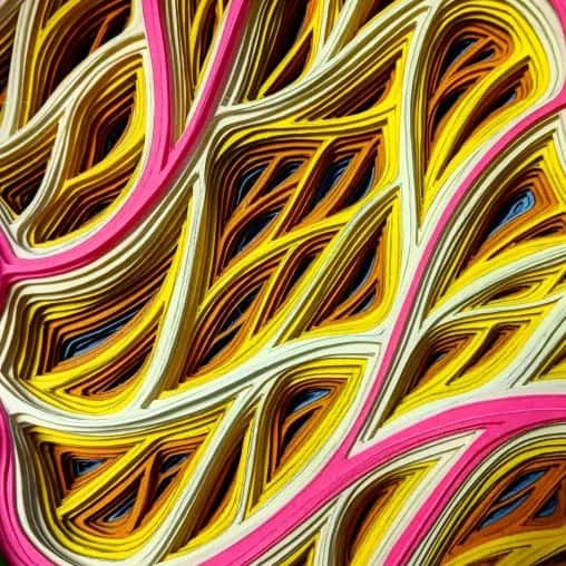 Gallery Series: Memento Morididdle – Handcut Paper Art by Charles Clary