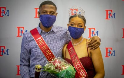 FMU crowns 2021 Homecoming king and queen