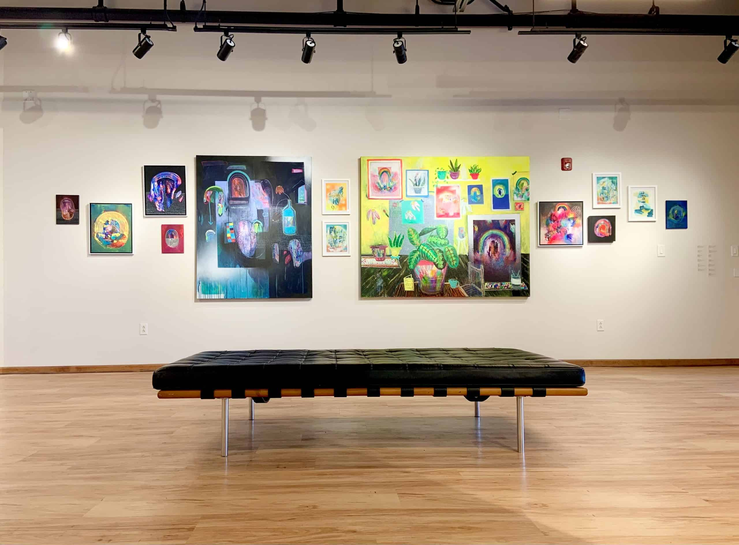 University Place Gallery – Special Viewing Hours: Ashley Hamilton's [SUB]LIMINAL SPACE