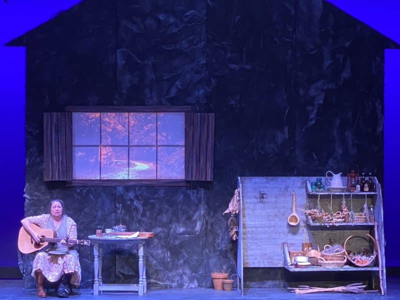 Fine Arts University Theatre Granny's Fixit