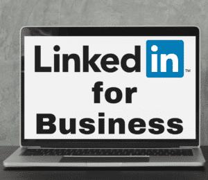 LinkedIn for Business @ Online Event