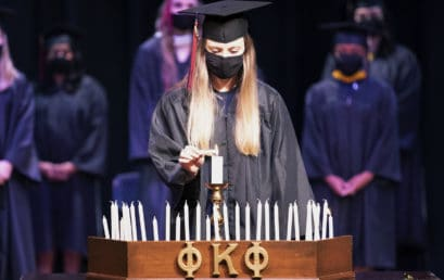 FMU Phi Kappa Phi chapter inducts 30 new members