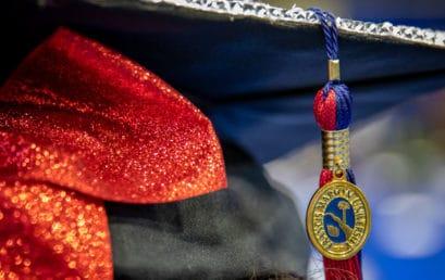 Four graduates receive FMU's prestigious Blackwell Award