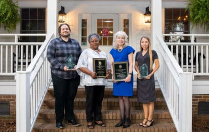 Francis Marion University recognizes outstanding staff service