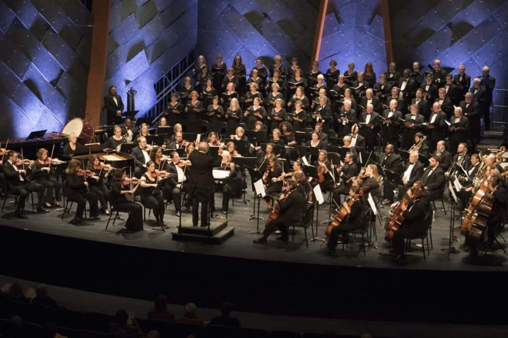 Florence Symphony Orchestra Live at the PAC