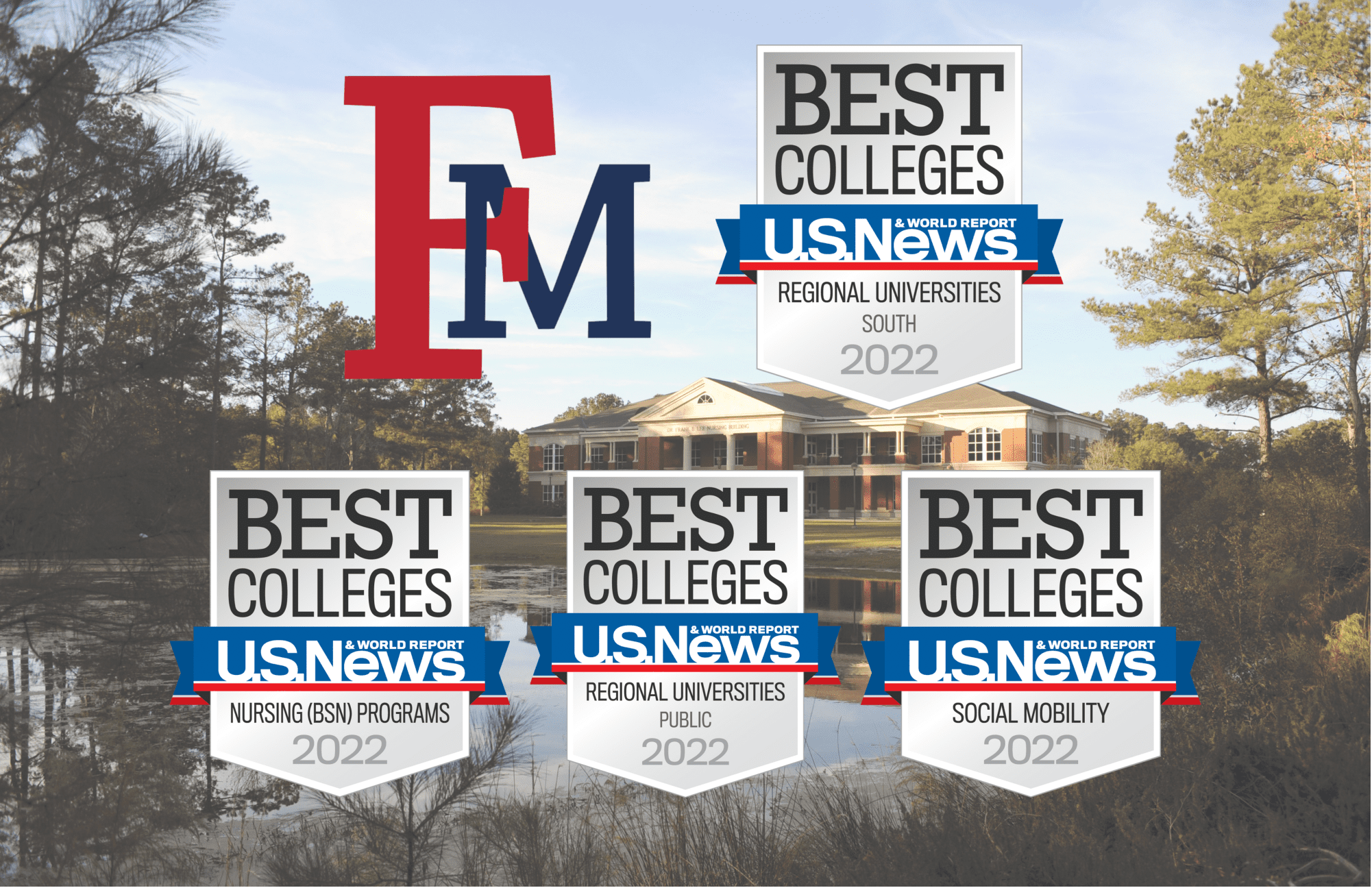 FMU ranked among best colleges in the South by U.S News & World Report